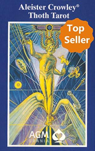 Tarotkarten, Aleister Crowley Thoth Tarot (Standard/Standardformat)