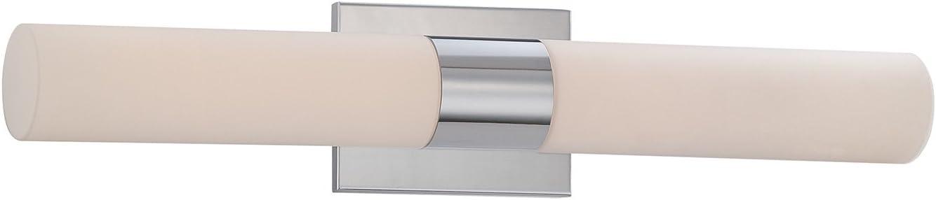 Elementum 22in LED Bathroom Vanity or New item 3000K Light Wall Super Special SALE held Chrome in