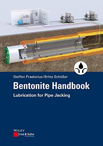 Bentonite Handbook: Lubrication for Pipe Jacking