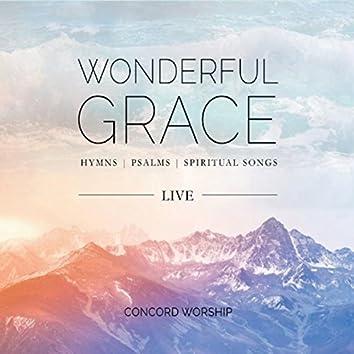 Wonderful Grace (Live)