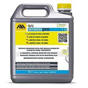 Fila Surface Deterdek – Limpiador para obras, 5 litros
