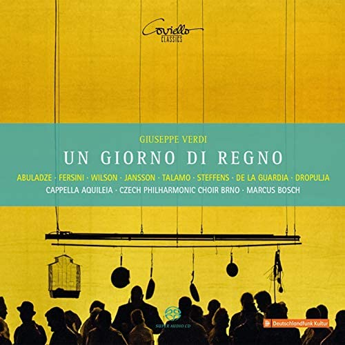 Davide Fersini, David Steffens, Gocha Abuladze, Marcus Bosch, Cappella Aquileia, Czech Philharmonic Choir Brno