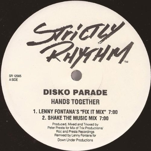 DISKO PARADE / HANDS 2 GETHER