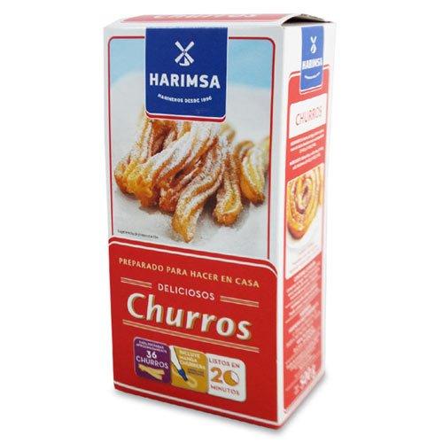 Teigmischung für Churros
