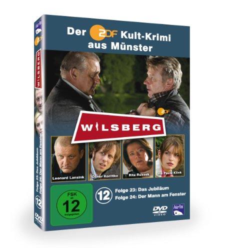 Wilsberg 12 - Das Jubiläum / Der Mann am Fenster