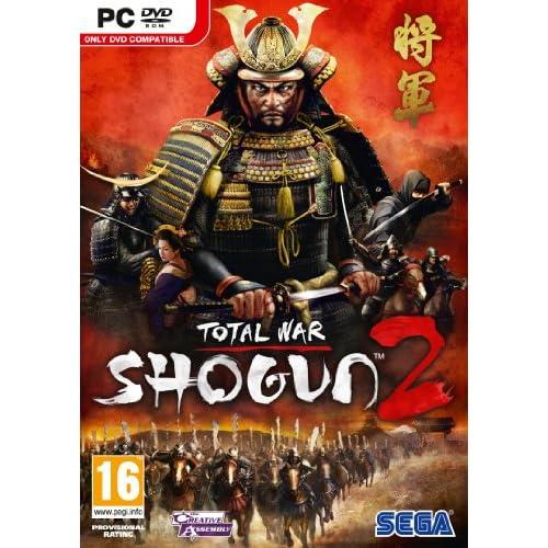 Shogun 2: Total War (PC DVD) [Edizione: Regno Unito]