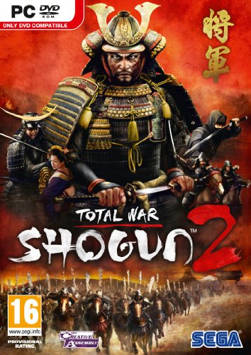Total War: Shogun 2 (PC) (DVD) [Import UK]