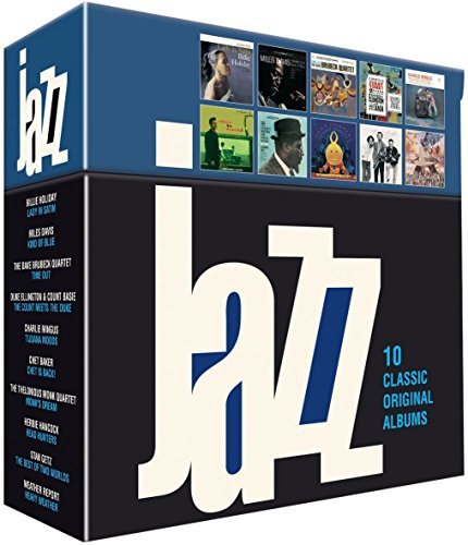 Jazz 10 (Cofanetto) (10 CD)