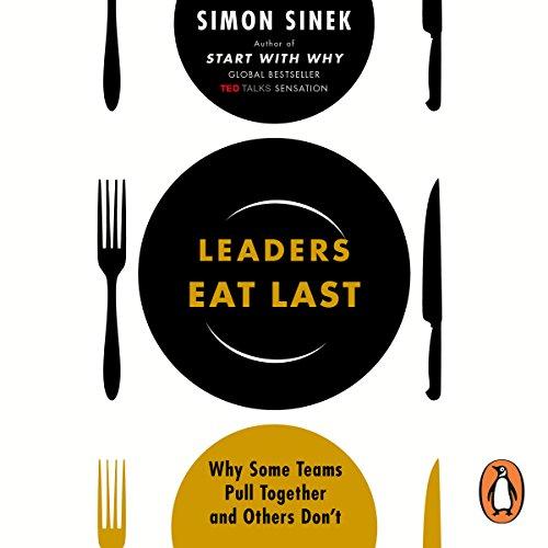 Leaders Eat Last audiobook cover art