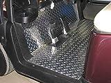 Club car Precedent Golf cart Diamond Plate Floor