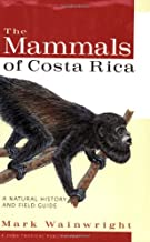 mammals of costa rica