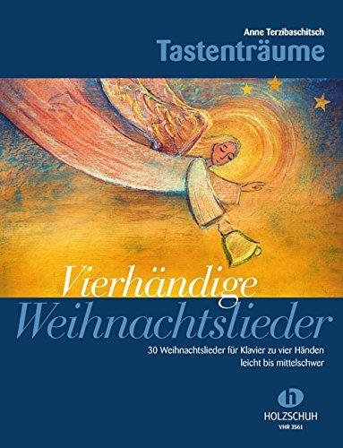 Vierhandige kerstliedjes - gearrangeerd voor piano 4 handen [Noten / Sheetmusic] Component: TERZIBASCHITSCH ANNE