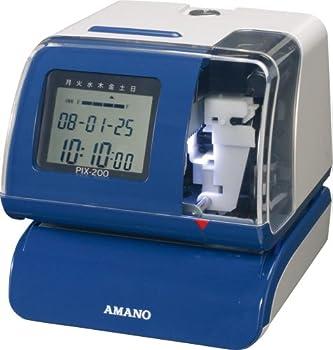 Amano time stamp PIX-200