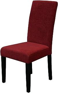 Monsoon Pacific Aprilia Upholstered Dining Chairs,Dark Walnut, Set of 2