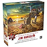 Jim Hansel Seaside Rendezvous 550 Piece Puzzle