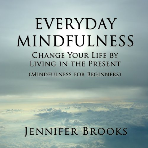 Everyday Mindfulness audiobook cover art