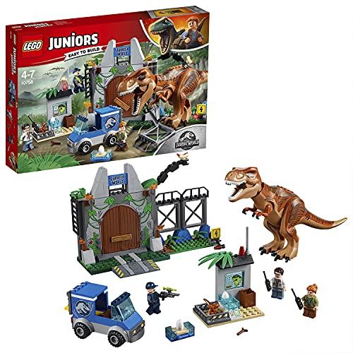 Lego 10758 4+ Fuga del T. Rex (Descontinuado por Fabricante)