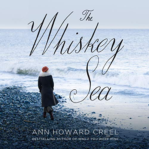 The Whiskey Sea audiobook cover art