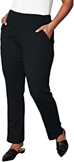 457915f55e7 Amazon.com  Under  25 - Pants   Capris   Plus-Size  Clothing