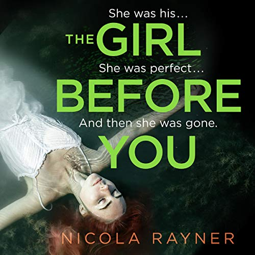 The Girl Before You audiobook cover art