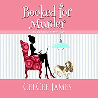 Booked for Murder audiobook cover art