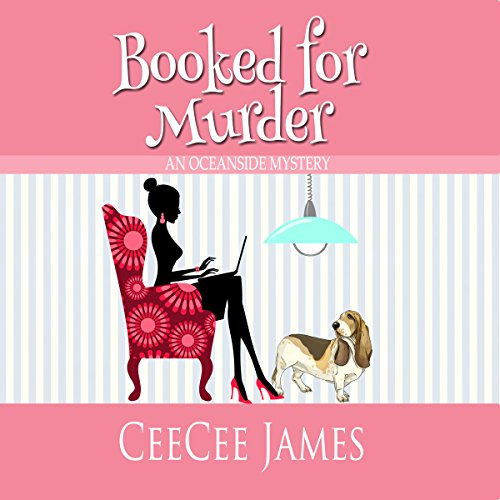 Booked for Murder cover art