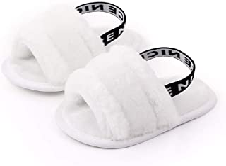 Infant Baby Girls Shoes Soft Sole Prewalker Sandals