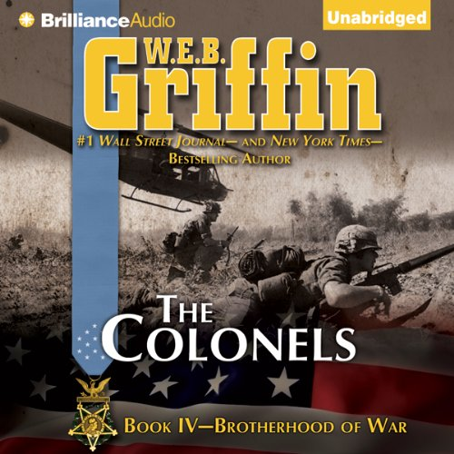 The Colonels audiobook cover art