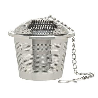 HIC Extra Fine Barrel Loose Tea Infuser, Barrel, 2-Inch