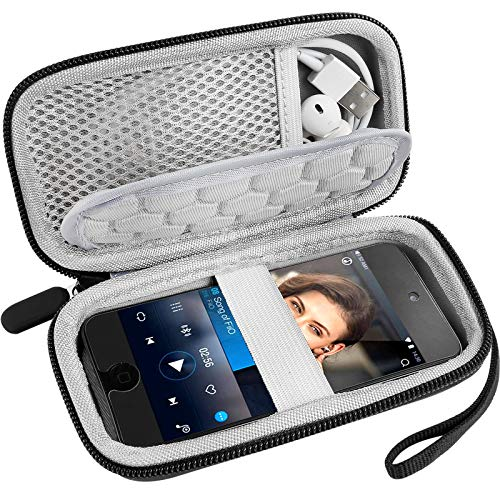 MP3 MP4 Player Cases Compatible with iPod Touch and Mibao MP3 Player丨 Soulcker丨Sandisk MP3 Player丨G.G.Martinsen丨Grtdhx丨Sony NW-A45丨B Walkman with Earphones, USB Cable, Memory Cards (Box Only)