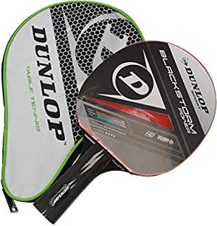 Dunlop Blackstorm Power Table Tennis Bat - DL679202