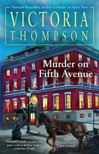 Murder on Fifth Avenue