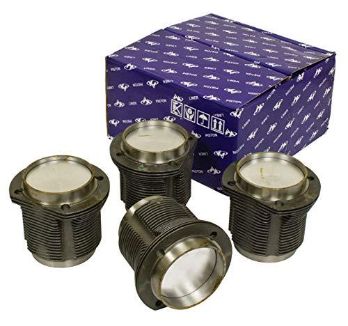 Empi A&A Air Cooled Cast Piston & Cylinder Set, 92Mm X 69Mm 1835Cc