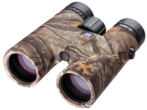 Zeiss 10x42 TERRA ED Water Proof Roof Prism Binocular with 6.3 Degree Angle of View, 16mm