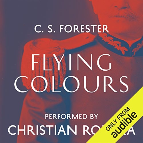 Flying Colours audiobook cover art