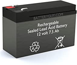 Mighty Max 10 Pack ML3-12 12V 3AH Replacement Battery for APC BACK-UPS ES350