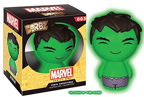 FDorbz: Marvel: Hulk Brilla en la oscuridad Exclusivo