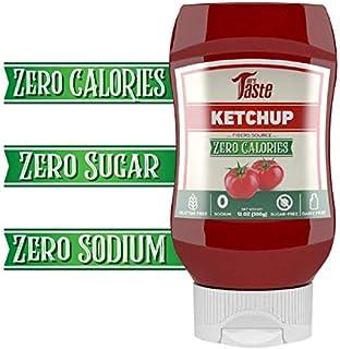 Mrs Taste, Zero Calories, Zero Sodium, Zero Sugar, High Fiber, Keto Friendly, Paleo Friendly, Condiments and Sauces (Ketchup)