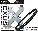 【Amazon.co.jp限定】 MARUMI レンズフィルター 82mm EXUS レンズプロテクト 82mm レンズ保護用 反射率 0.3% 帯電防止 撥水防汚 薄枠 日本製