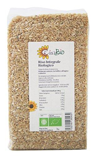 RISO INTEGRALE BIOLOGICO 1Kg (CiaoBio)