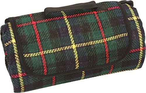 Highlander Uni Blanket Picknickdecke, kariert, One Size