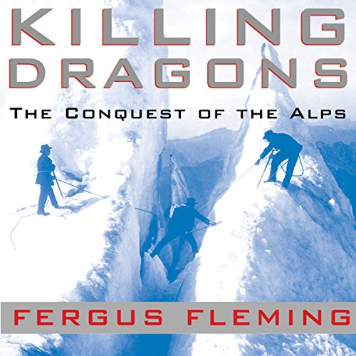 Killing Dragons audiobook cover art