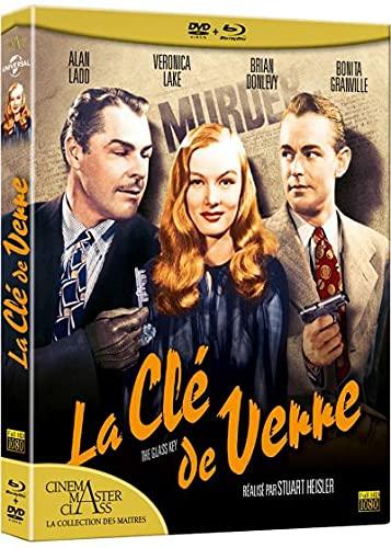 La Clé de Verre [Combo Blu-Ray + DVD] [Blu-ray]