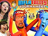 Clip: Balloons Dancing Game FGTeeV Tournament! Inflatality Family Gaming