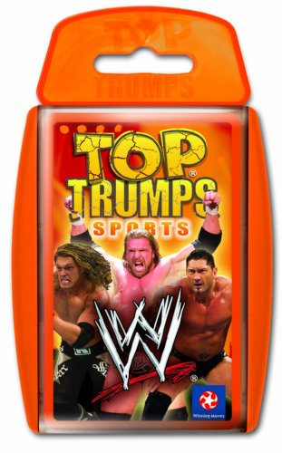 Winning Moves 60901 - Top Trumps WWE Wrestling