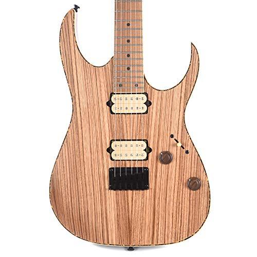 IBANEZ RG Exotic E-Guitar 6 String - Natural Flat (RGEW521MZWNTF)