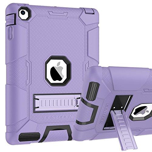 BENTOBEN iPad 2 Case, iPad 4 Case, iPad 3 Case (Old Model), 3 in 1...