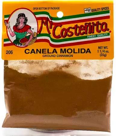 Canela Molida - Ground Cinnamon 1 4 oz packs Direct stock discount 2 Milwaukee Mall