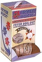 Fryer Puck Fryer Boil-Out Deep Fryer Cleaner Tablet (30 Pack)