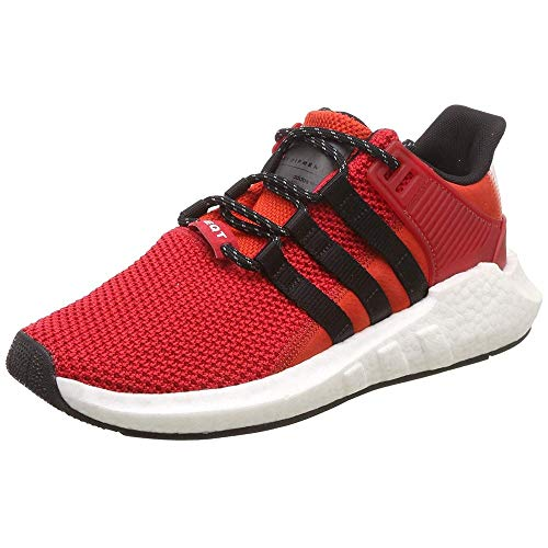 adidas EQT Support 93/17 Mens Shoes Shoe 9 Red/Black